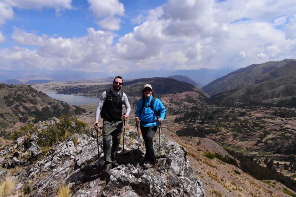 Huchuy Qusco Camino Inca
