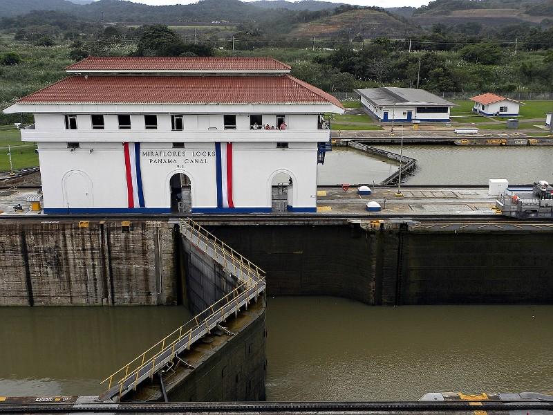 Esclusas de Miraflores del Canal de Panamá